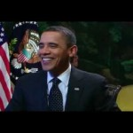Obama's Weak Response to Marijuana on Youtube!